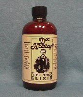 "Doc Holliday's Feel Good Elixir Hot Sauce - (Three ""3"" Pack Of 5 Oz. Bottles)"