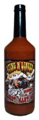 "Sting 'n' Linger Ghost Pepper Bloody Mary Mix - (Two ""2"" Pack)"