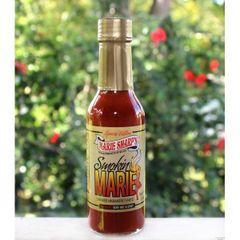 """Marie Sharp's Smokin' Marie Pepper Sauce - (Three """"3"""" Pack)"""