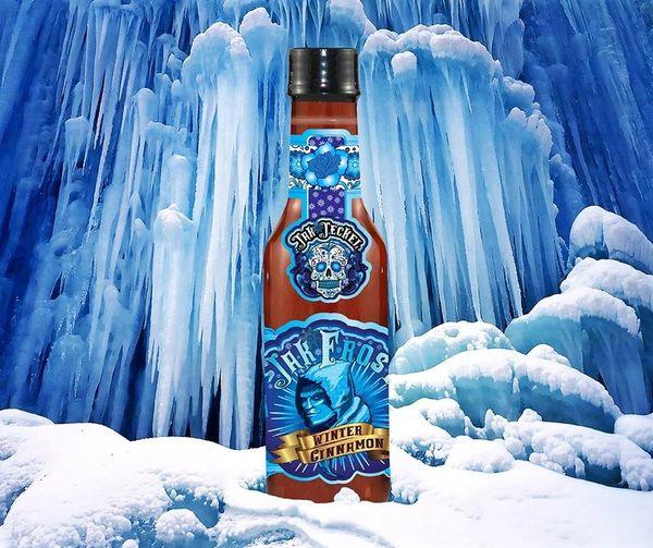 Jak Jeckel Jak Frost Winter Cinnamon – (Single 5 Oz. Bottle)