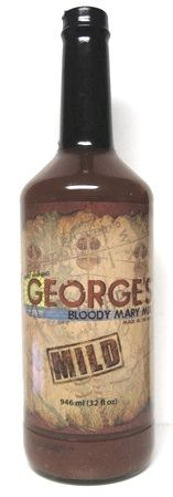 "George's Bloody Mary Mix - Mild - (Two ""2"" Pack)"
