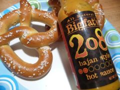 Bigfat's 2o8 Bajan Style Hot Sauce - (3 Pack)