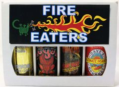 Flame Eaters - (4 Pack Hot Sauce Gift Set)
