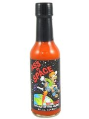 Ass In Space Hot Sauce (It's Out Of This World) Hot Sauce (3 Pack)