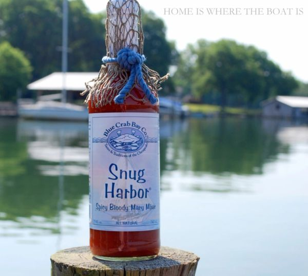 Snug Harbor Spicy Bloody Mary Mixer – (2 Pack)