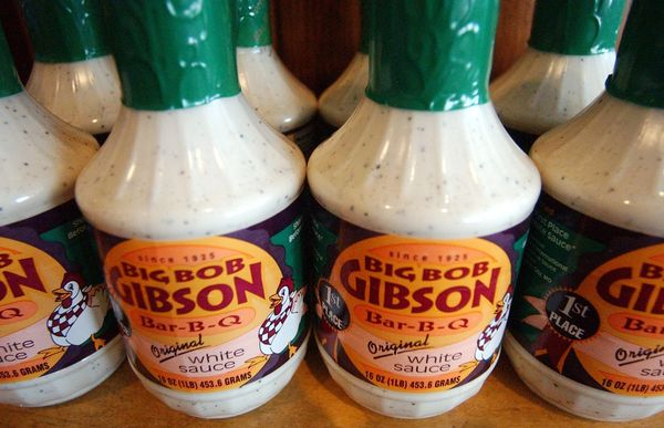 Big Bob Gibson Original White BBQ Sauce - (2 Pack)
