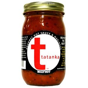 Tatanka 1 Mild Hot Sauce - (2 Pack)