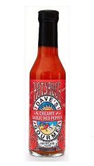 Dave's Gourmet Creamy Garlic Red Pepper Hot Sauce - (3 Pack)