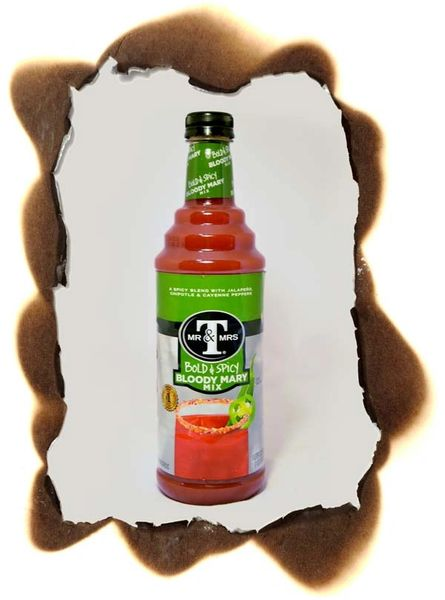 Mr. & Mrs. T Bold & Spicy Bloody Mary Mix- (2 Pack)