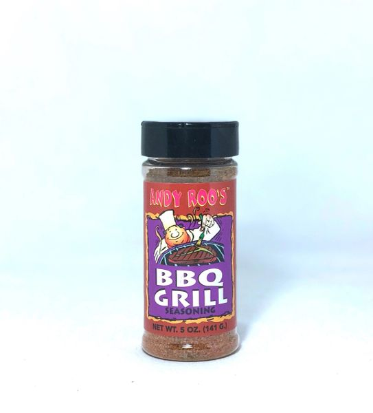 Andy Roo's BBQ Grill Seasoning (3 pack)