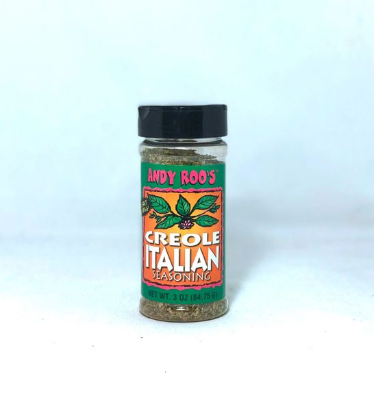 Andy Roo's Creole Italian Seasoning (3 pack)