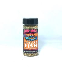 Andy Roo's Grilled Fish Seasoning (3 pack)