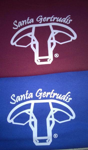 Santa Gertrudis YOUTH Sweatshirt Crewneck SGBI Logo