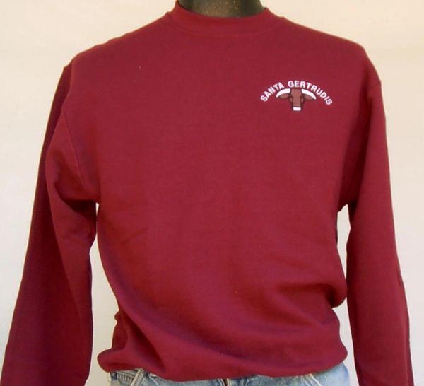 Santa Gertrudis Crew Sweatshirt