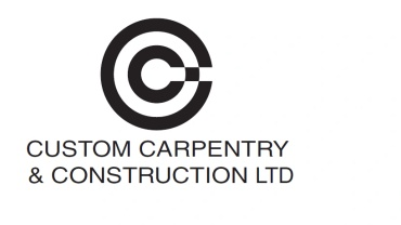 Custom Carpentry & Construction Ltd
