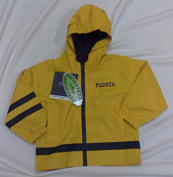 Charles River Toddler/Youth Raincoat