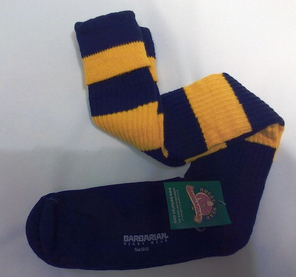 Barbarian Rugby Socks