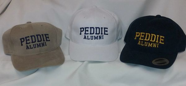 Peddie Alumni Cap