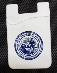Peddie Cell Phone Card Holder
