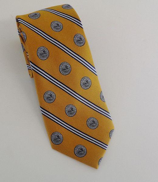 Custom Silk Woven Tie