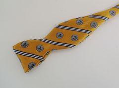 Custom Silk Woven Bowtie