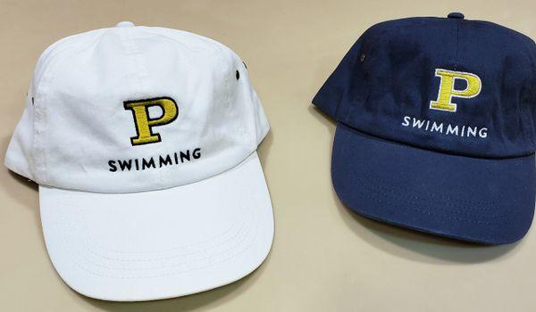 Peddie Swim Cap