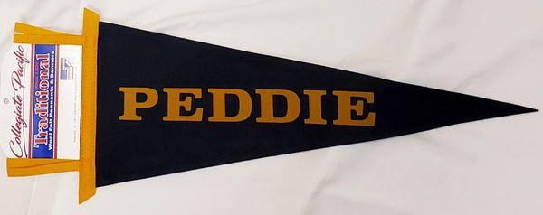 Peddie Wordmark Pennant, 24-inch