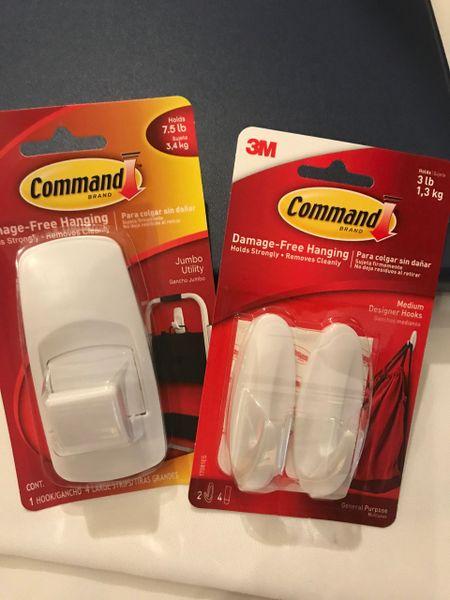Command Brand Hooks