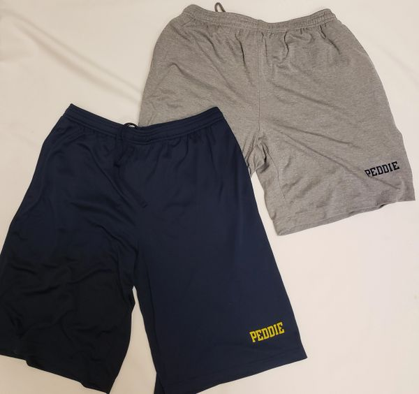 E-S Sports Athletic 2 Pocket Shorts