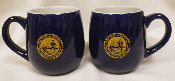 Peddie Seal Cafe Mug