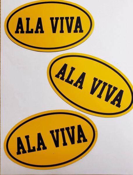 Ala Viva Magnet