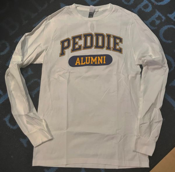 Long Sleeved Alumni T-Shirt