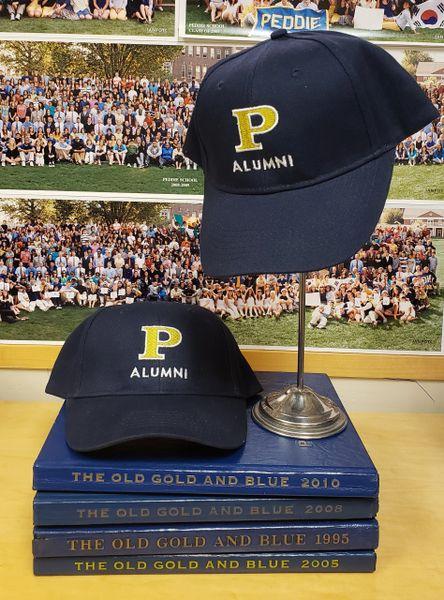 P Monogram Alumni Cap