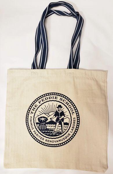 Peddie Seal Tote Bag