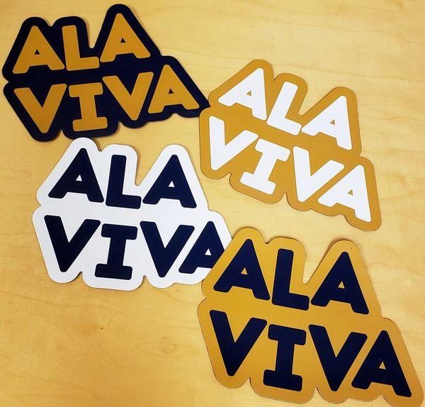 New Ala Viva Magnet
