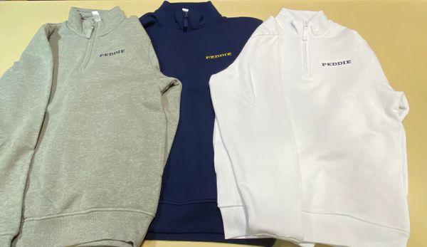E-S Sports 1/4 Zip Sweatshirt
