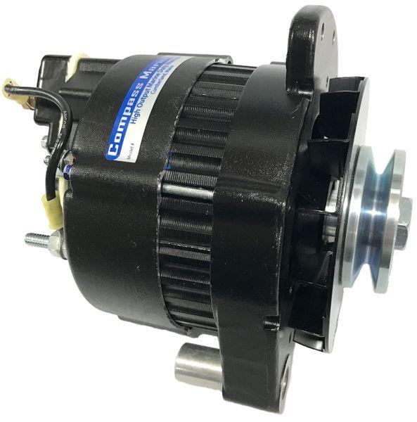 CMI-105-ER - 105A Motorola/Prestolite/ Leece-Neville Externally Regulated Alternator