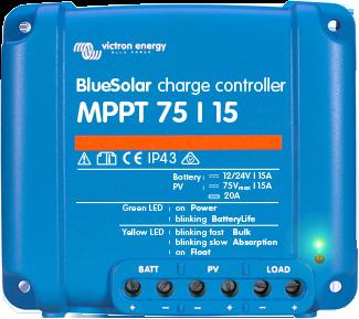 Victron 75V 15A MPPT Controller