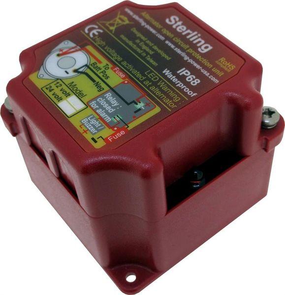 Sterling Power 12V or 24V - Alternator Protection Device