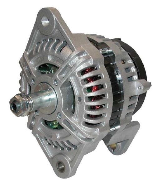 250A J180 Mount Large Frame Alternator - Mark Grasser