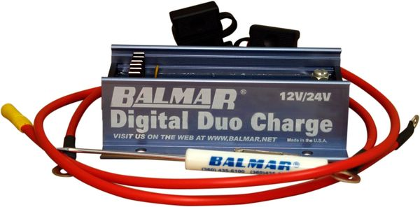 Balmar Digital Duo Charger DDC-12/24