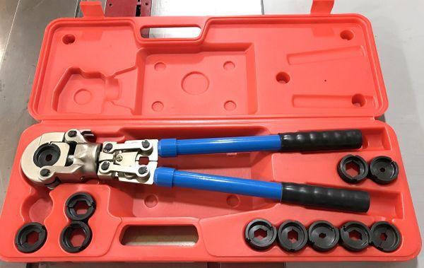 **Testing Sample** 6 Ton Battery Lug Crimp Tool