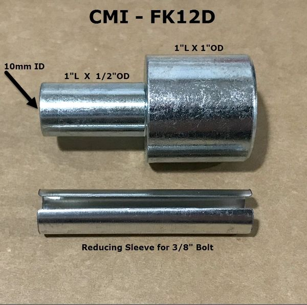 "CMI 1"" to 2"" Alternator Fit Kit"