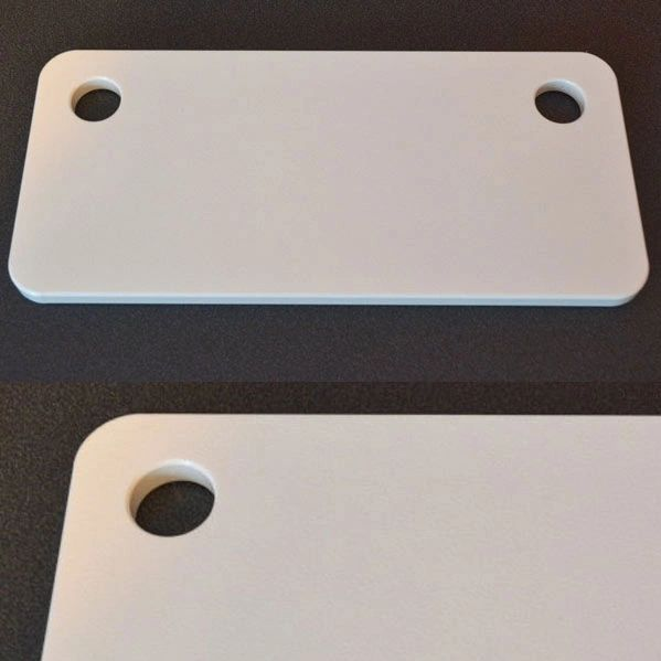Plotter Mounting Plate - Made in America