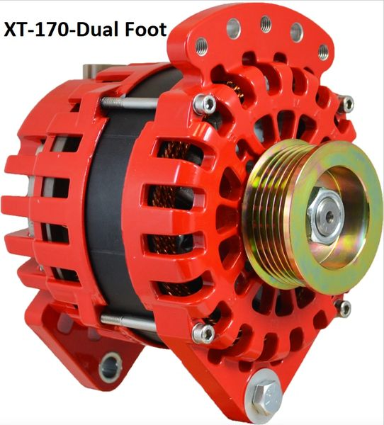 *NEW* Balmar XT-170 Alternator - Dual Foot Alternator