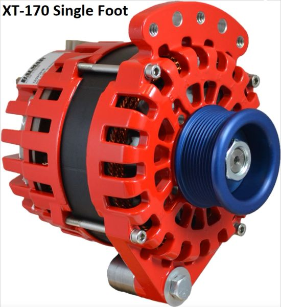 *NEW* Balmar XT-170 Alternator - Single Foot Alternator