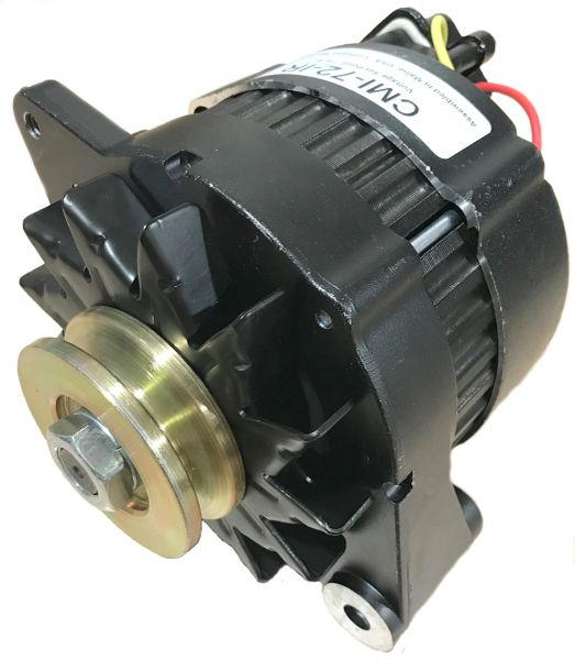 CMI-72-IR - 72A Universal Diesel Internally Regulated Marine Alternator