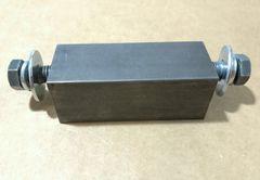"J180 Large Frame Alternator - Weldable 4"" Mounting Foot"