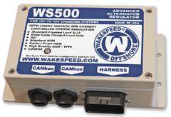 WAKESPEED WS500 Advanced Alternator Regulator & Wiring Harness