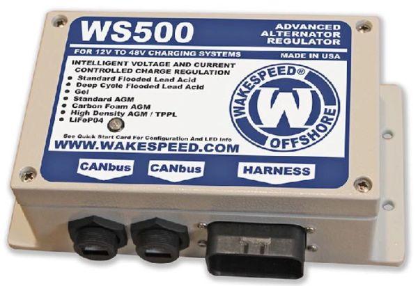 WAKESPEED WS500 Advanced Alternator Regulator